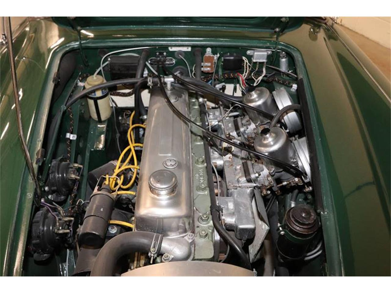 1967 Austin-Healey 3000 Mark III BJ8 for sale in St Louis, MO – photo 23