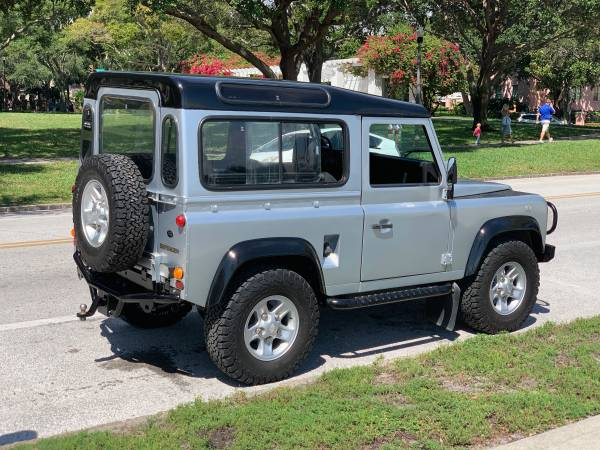 1990 Land Rover Defender 90 for sale in SAINT PETERSBURG, FL – photo 5