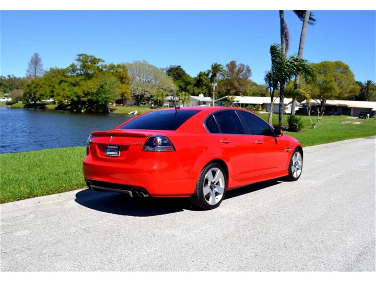 2009 Pontiac G8 for sale in Clearwater, FL – photo 6