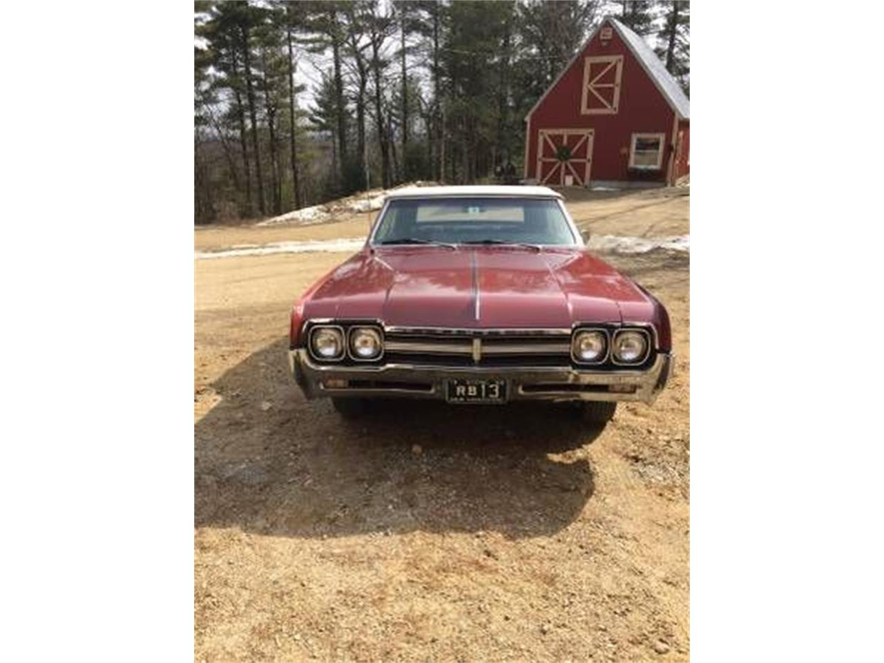 1966 Oldsmobile Cutlass for sale in Cadillac, MI – photo 2