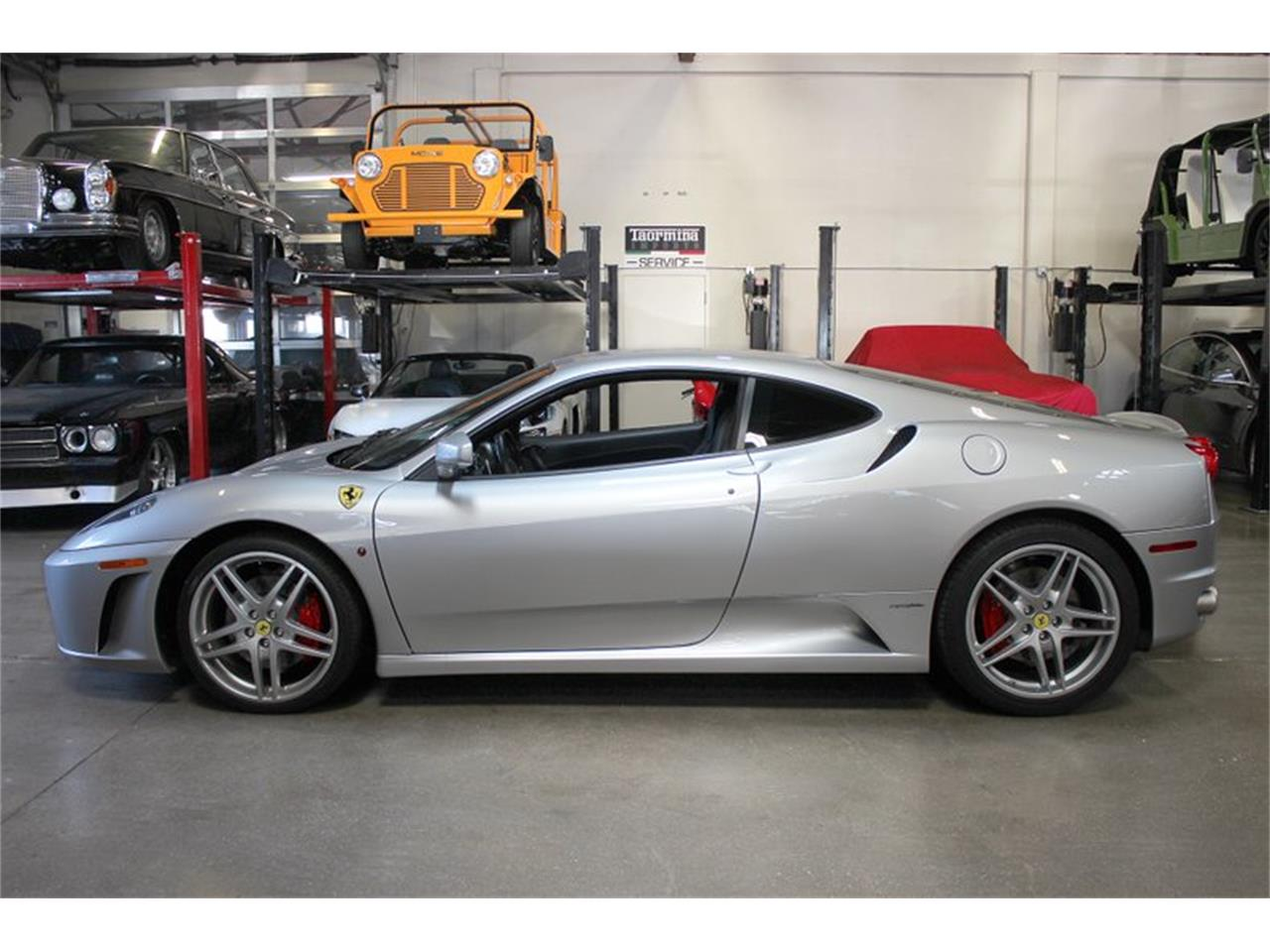 2005 Ferrari F430 for sale in San Carlos, CA – photo 4