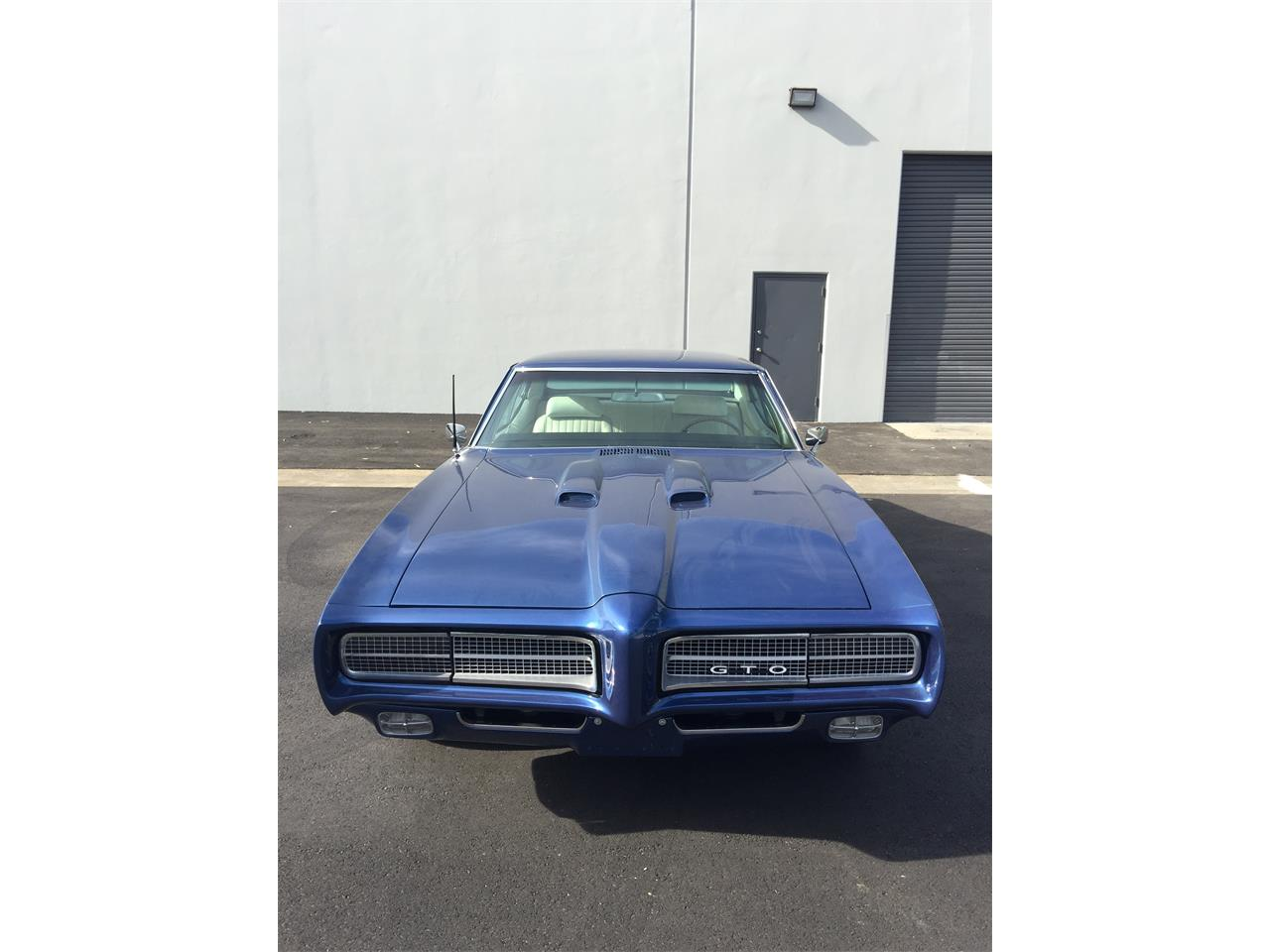 1969 Pontiac GTO for sale in Irvine, CA – photo 5