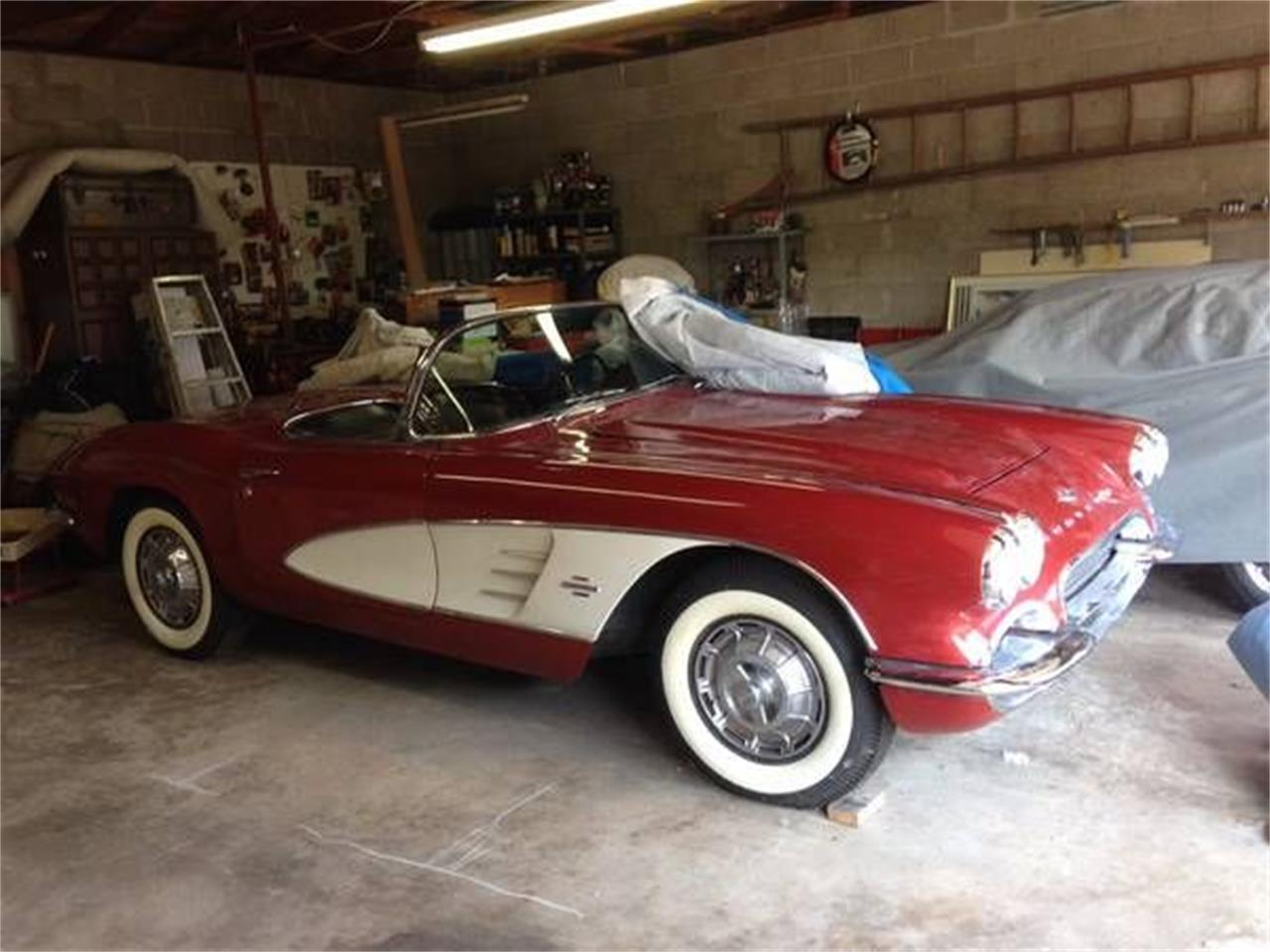 1961 Chevrolet Corvette for sale in Cadillac, MI – photo 4