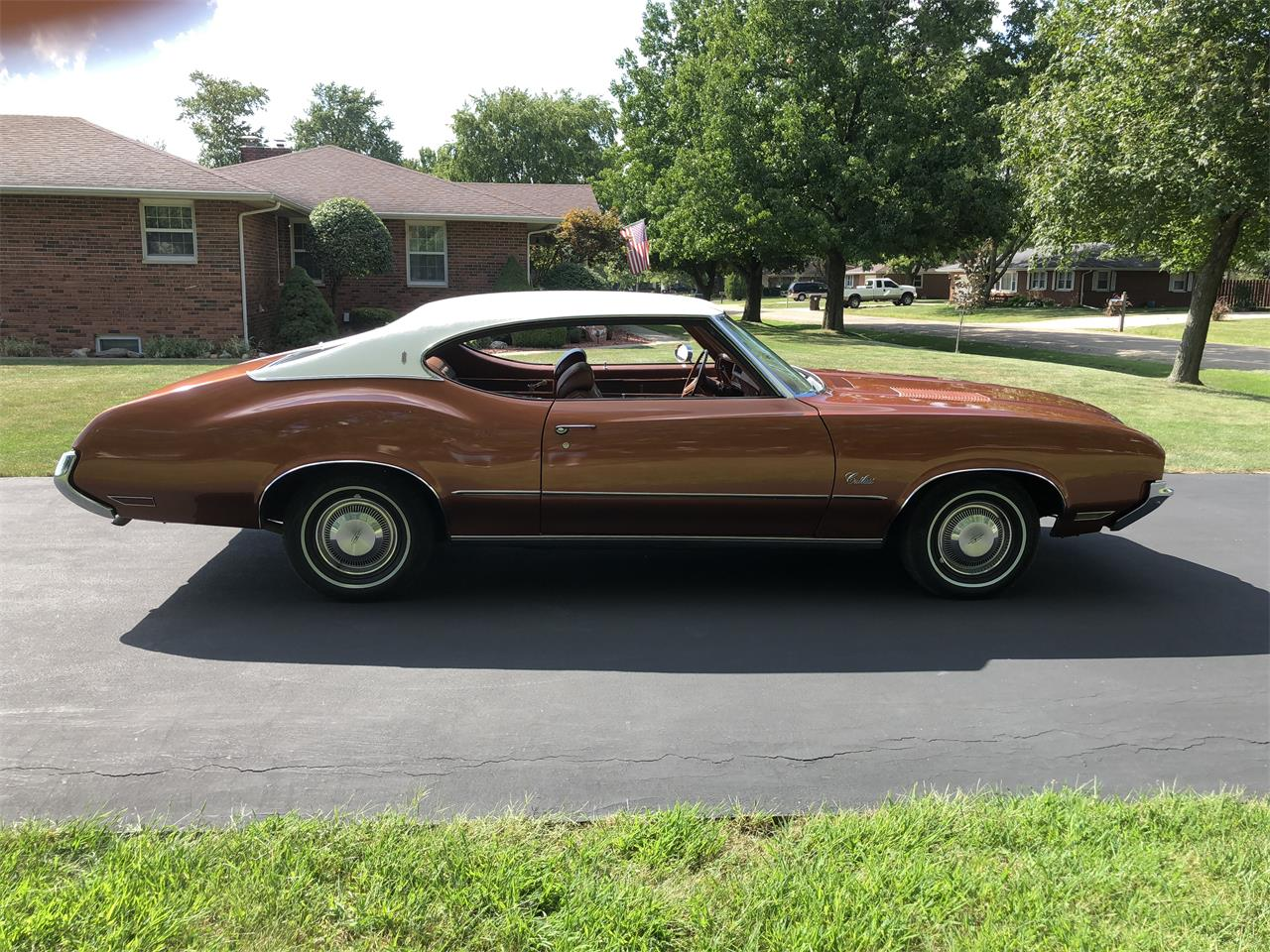 1971 Oldsmobile Cutlass for sale in Fisher, IL – photo 2