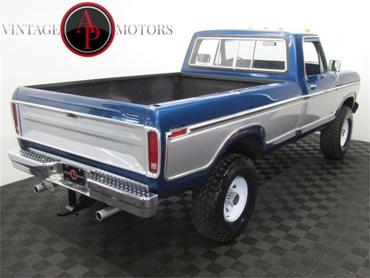 1979 Ford F250 for sale in Statesville, NC – photo 77