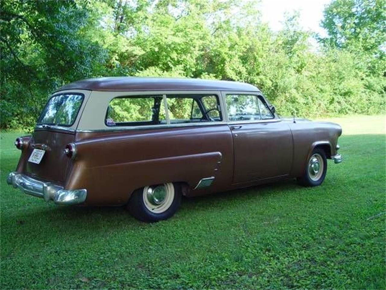 1953 Ford Ranch Wagon for sale in Cadillac, MI – photo 12