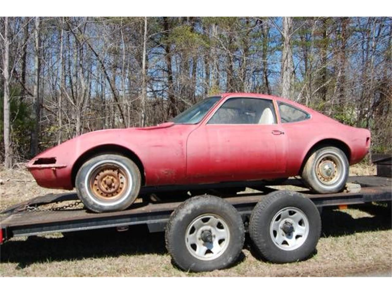 1972 Opel GT for sale in Cadillac, MI – photo 13