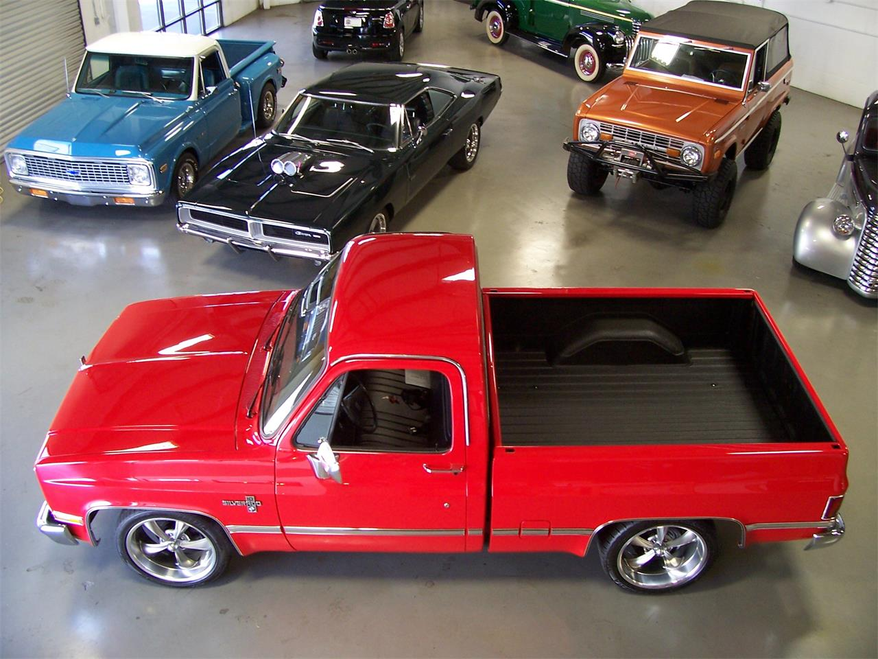 1985 Chevrolet C/K 10 for sale in Alpharetta, GA – photo 91