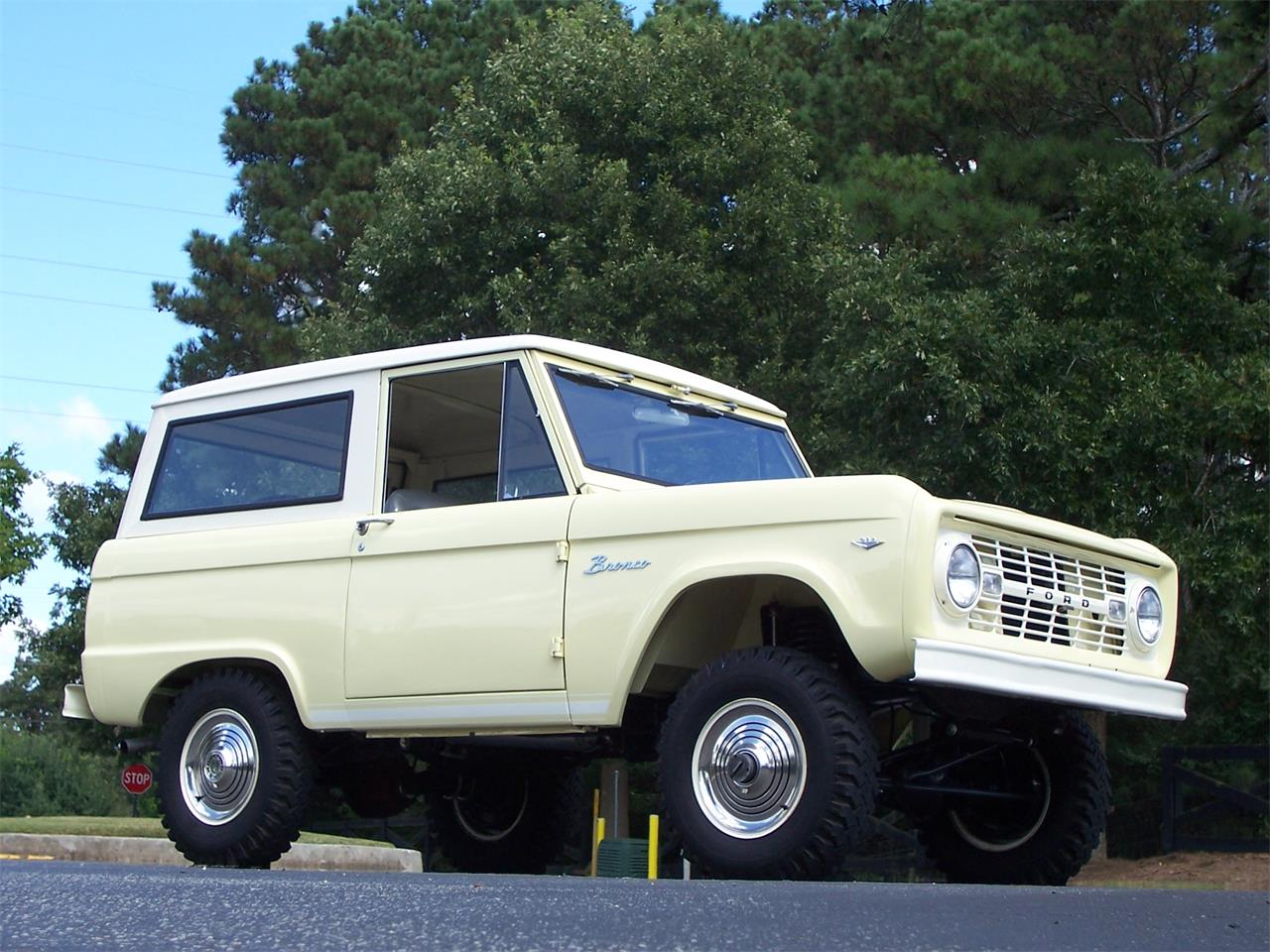 1966 Ford Bronco for sale in Alpharetta, GA – photo 4