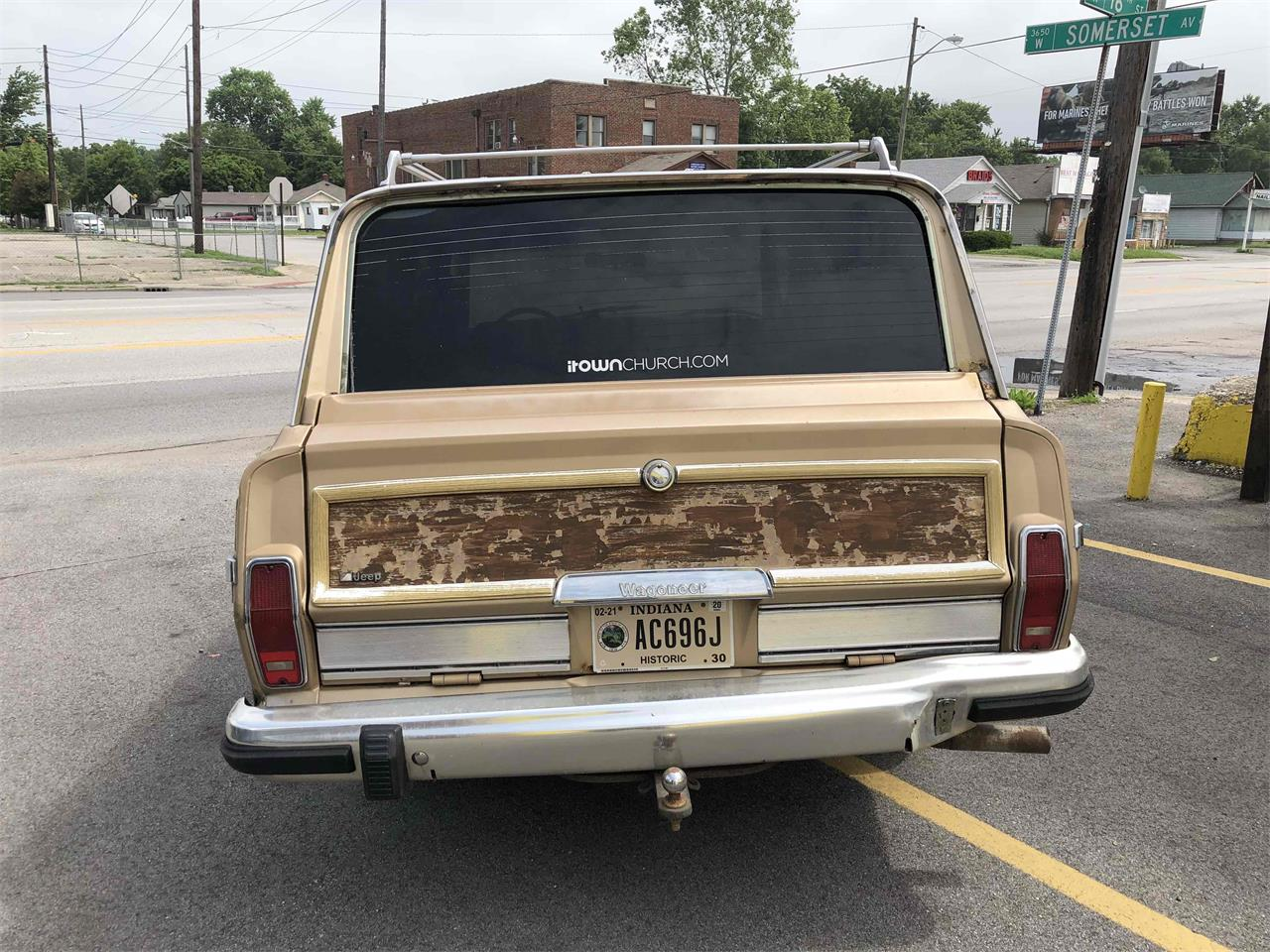 1984 Jeep Grand Wagoneer for sale in Indianapolis, IN – photo 4