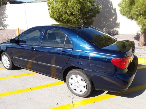 2006 Toyota Corolla LE, 159K miles - cars & trucks - by owner -... for sale in Glendale, AZ – photo 2