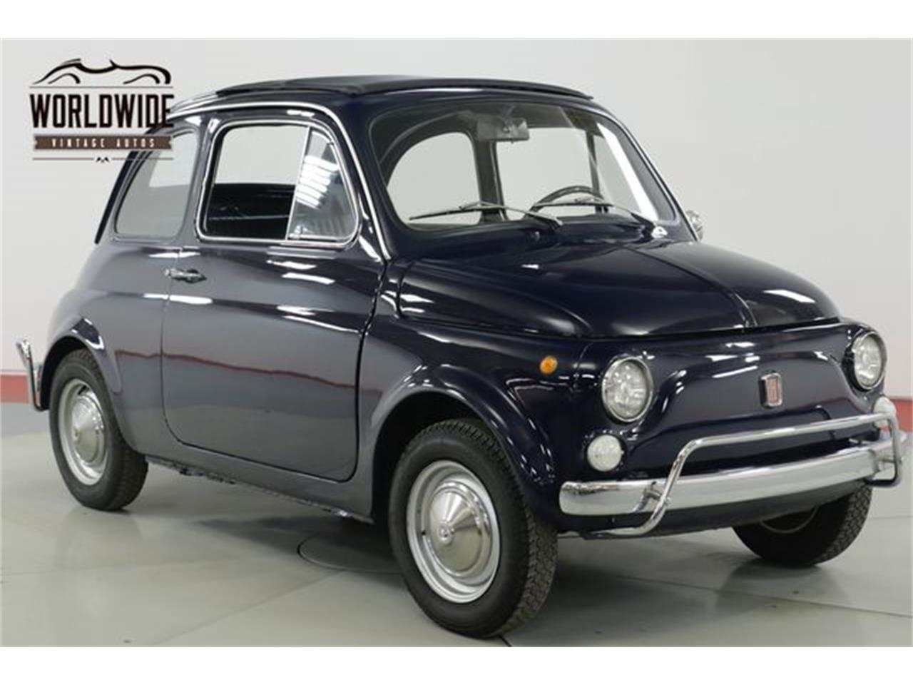 1971 Fiat 500L for sale in Denver , CO – photo 65