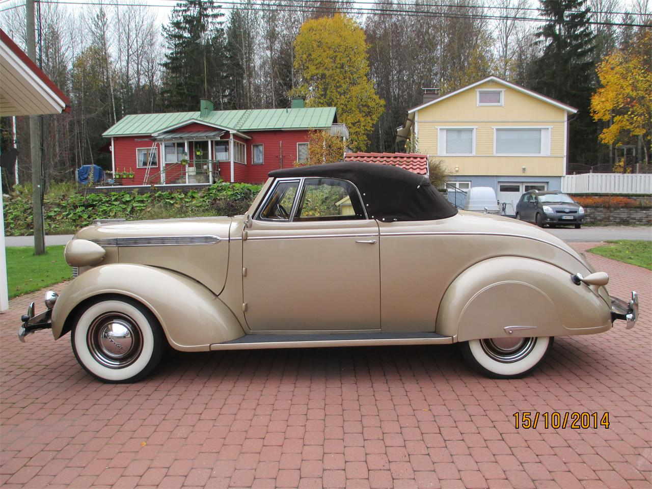 1937 Chrysler Royal for sale in Helsinki, Vantaa – photo 3