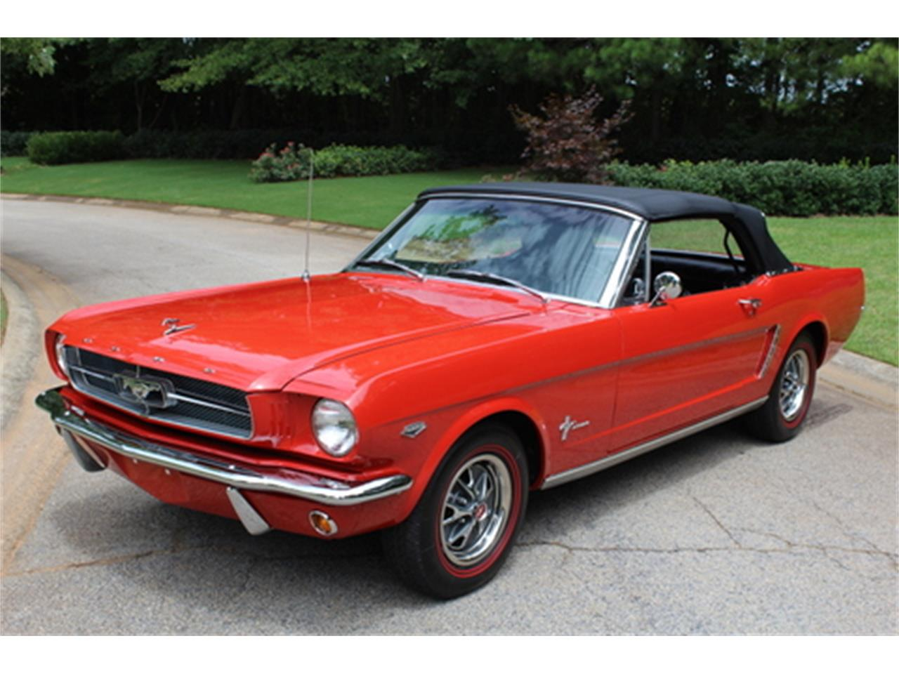 1965 Ford Mustang for sale in Roswell, GA – photo 7