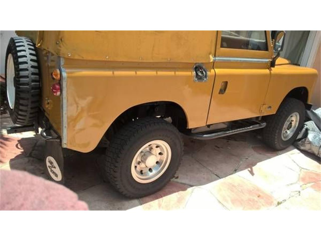 1974 Land Rover Series IIA for sale in Cadillac, MI – photo 17