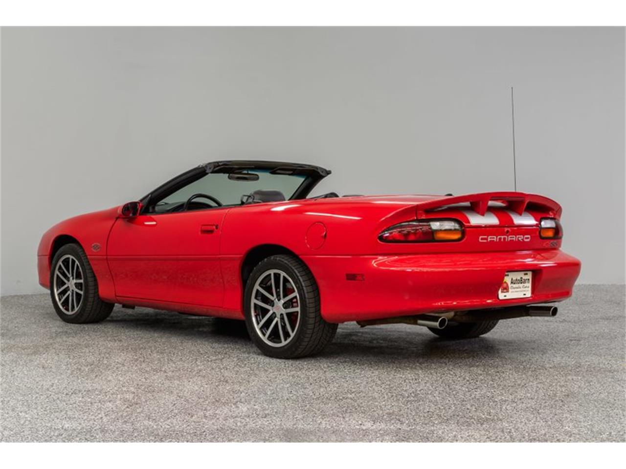2002 Chevrolet Camaro for sale in Concord, NC – photo 3