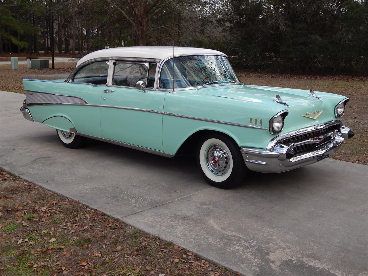 1957 Chevrolet Bel Air for sale in Online, Online Auction – photo 6