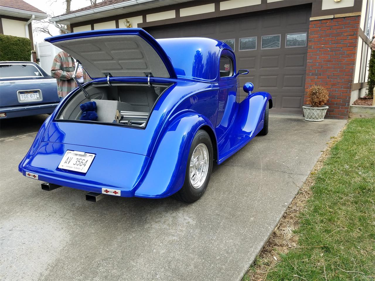 1934 Chevrolet Coupe for sale in Morgantown , WV – photo 8