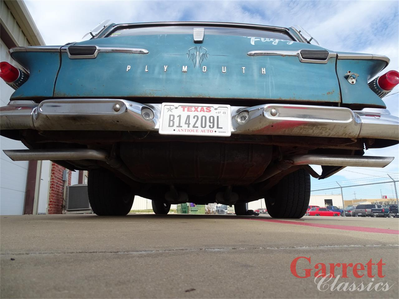 1961 Plymouth Belvedere for sale in Lewisville, TX – photo 49