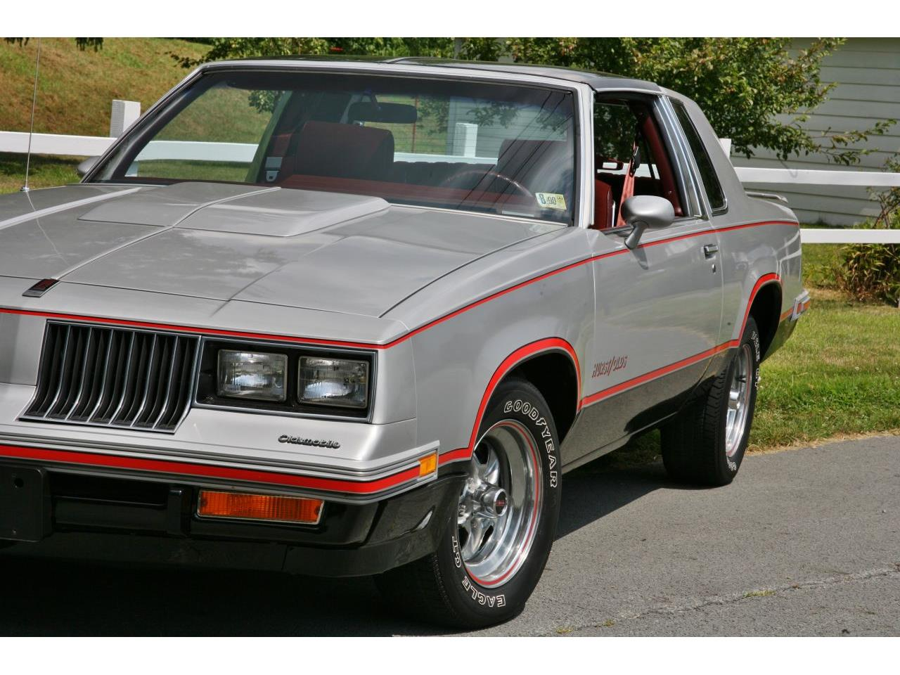 1984 Oldsmobile Cutlass for sale in Old Forge, PA – photo 3
