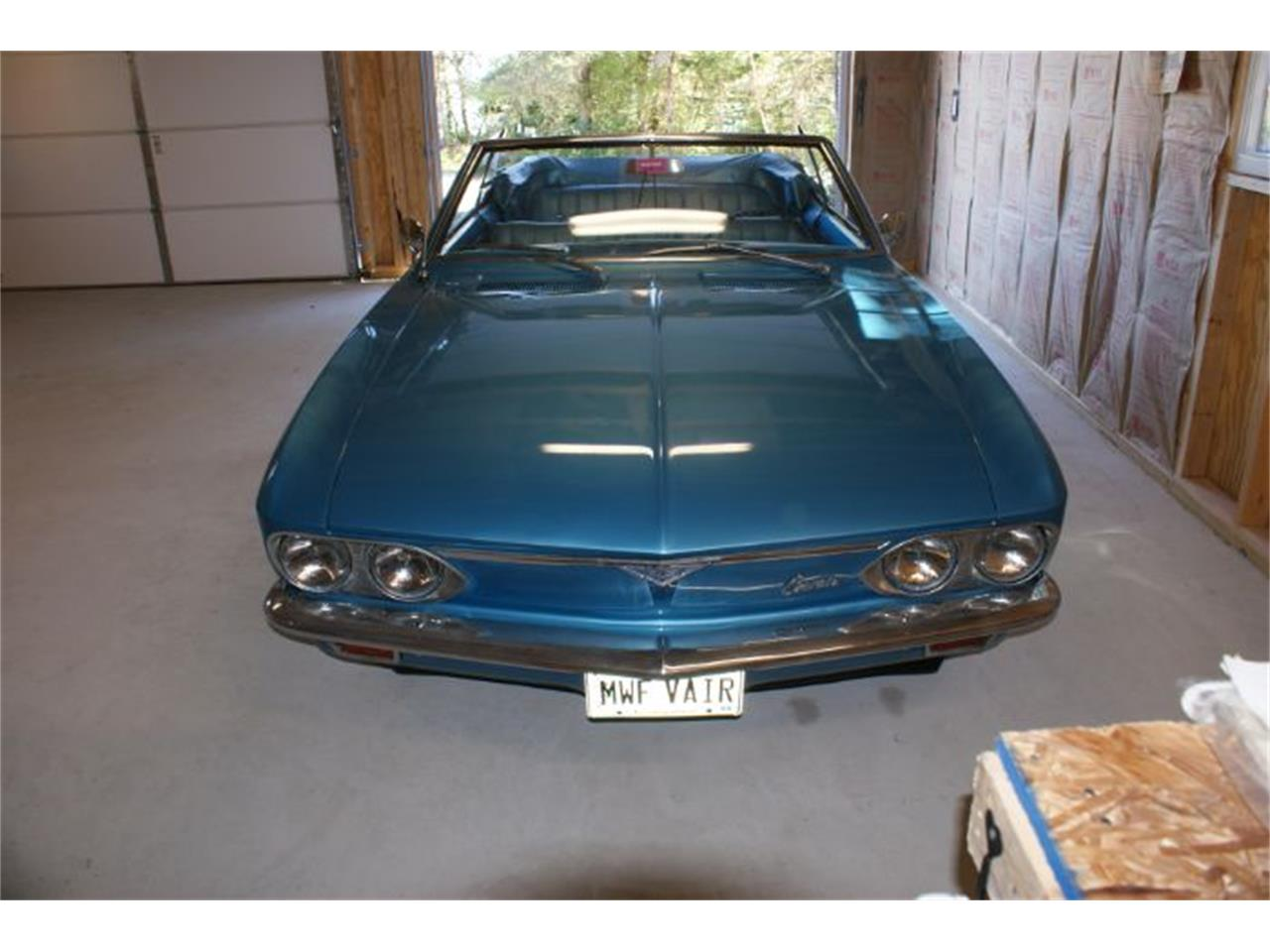1966 Chevrolet Corvair for sale in Cadillac, MI – photo 8