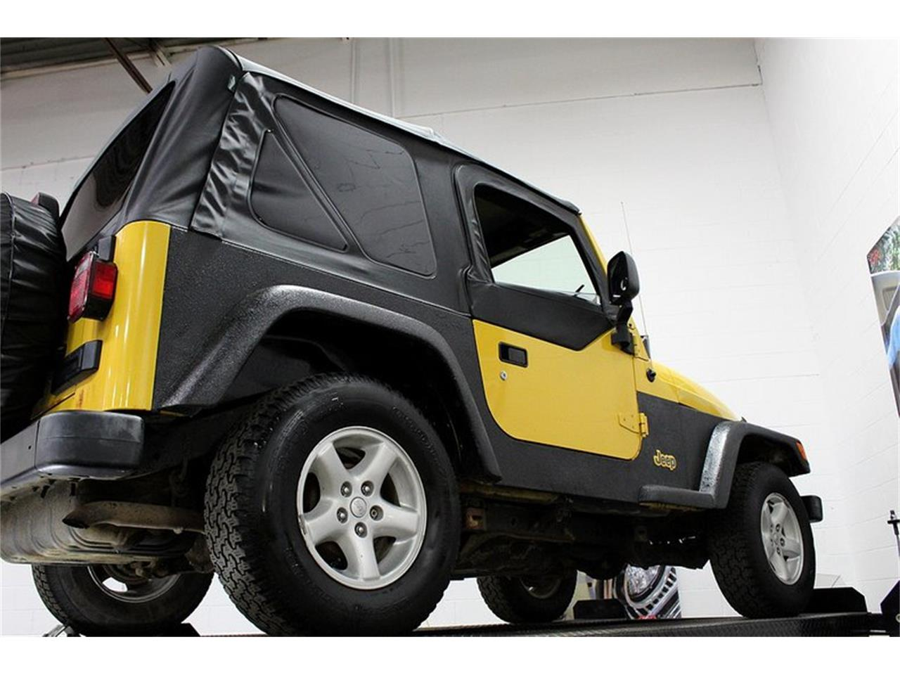 2005 Jeep Wrangler for sale in Kentwood, MI – photo 81