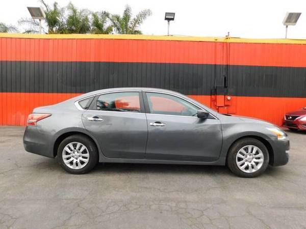 2015 Nissan Altima 2.5 SV - cars & trucks - by dealer - vehicle... for sale in south gate, CA – photo 4