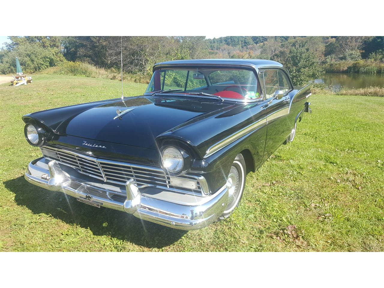 1957 Ford Fairlane 500 for sale in North Woodstock, CT – photo 10