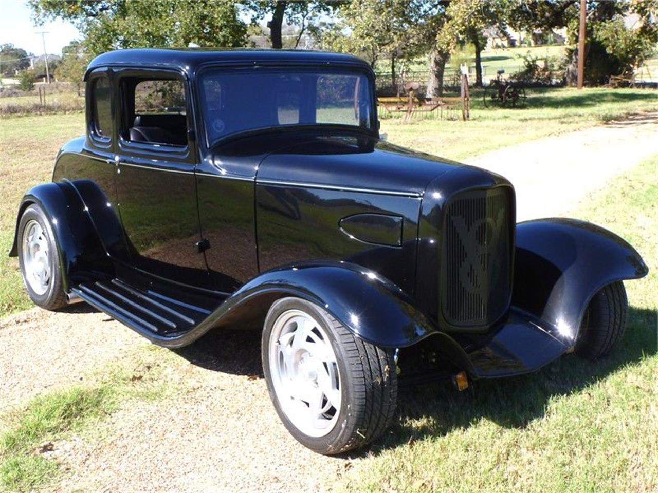 1932 Ford 5-Window Coupe for sale in Arlington, TX