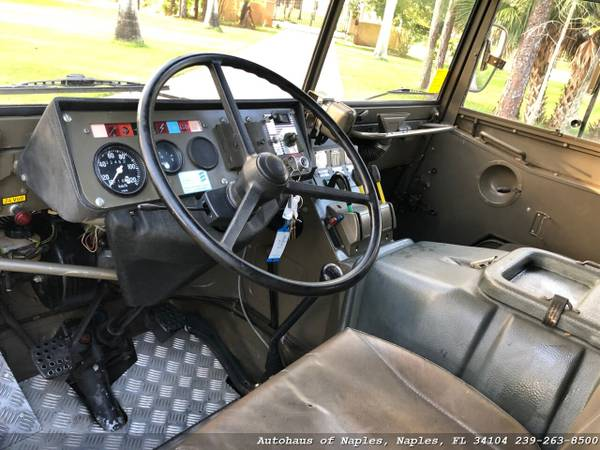1977 Steyr Puch Pinzgauer 712K 6x6 Hard top! Very rare, Hard to find v for sale in Naples, FL – photo 14