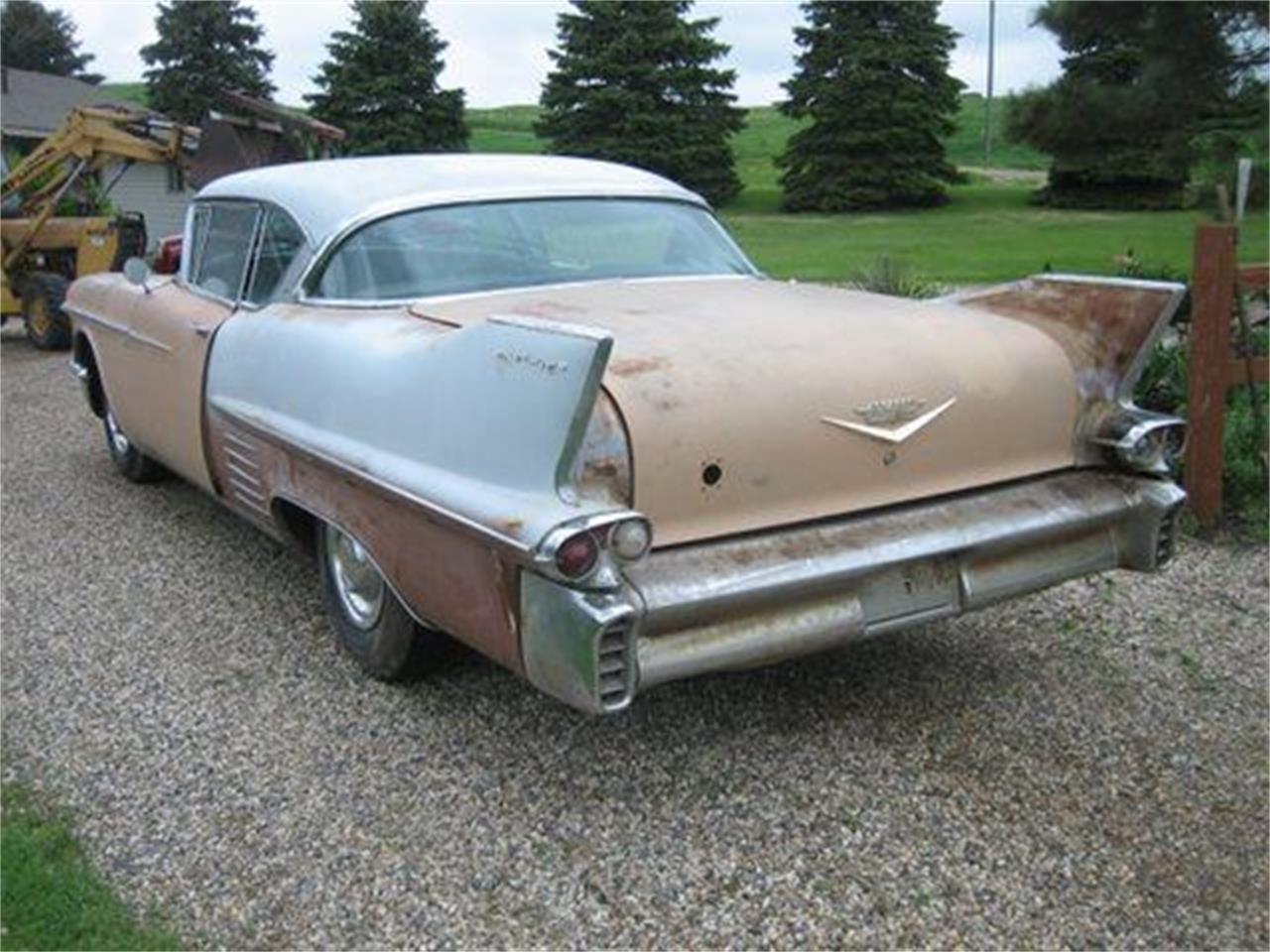 1958 Cadillac Coupe DeVille for sale in Cadillac, MI – photo 3