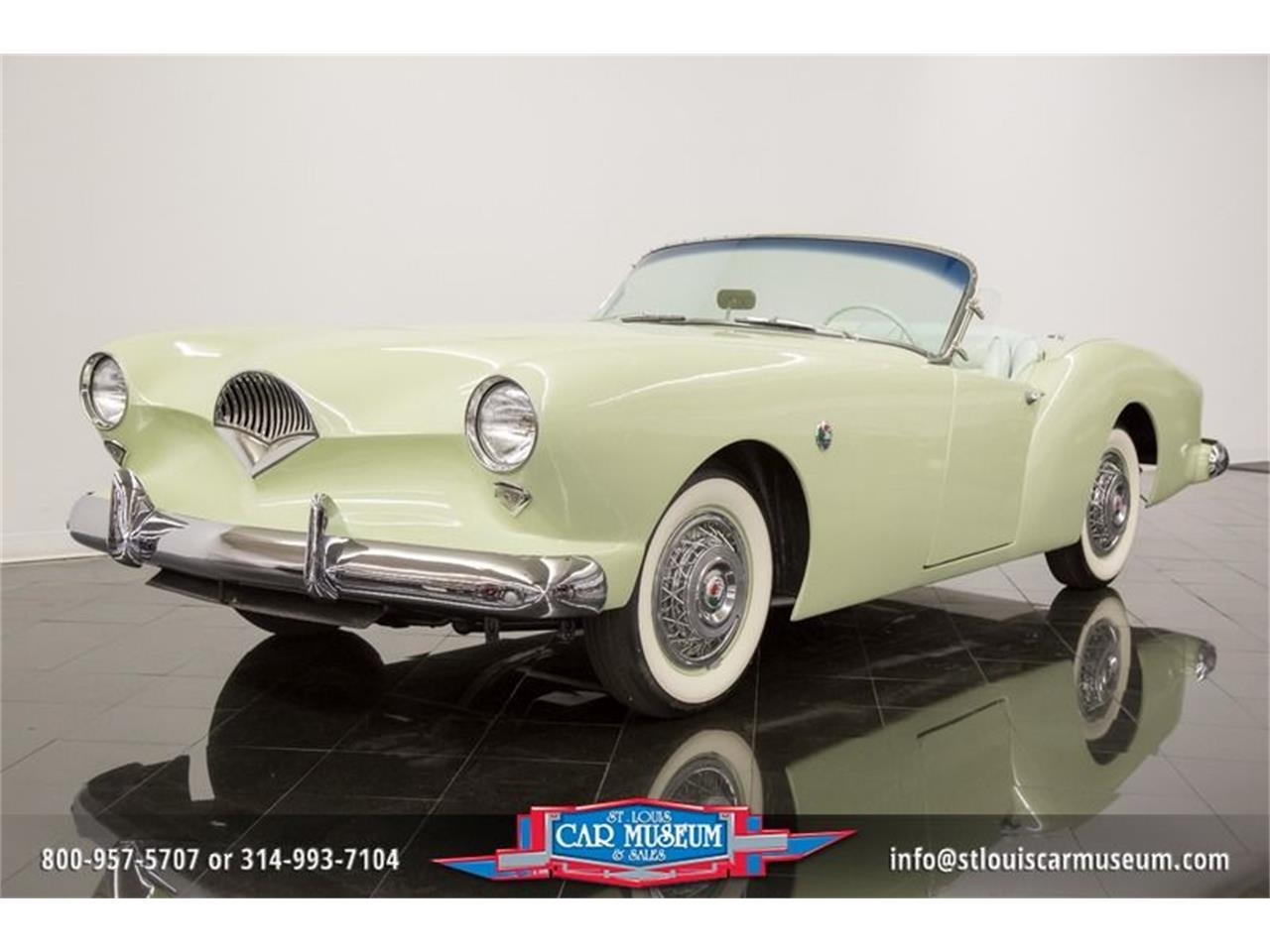 1954 Kaiser Darrin for sale in St. Louis, MO – photo 11