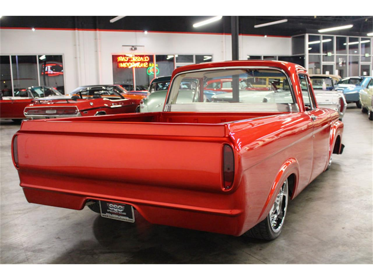 1962 Ford F100 for sale in Fairfield, CA – photo 15