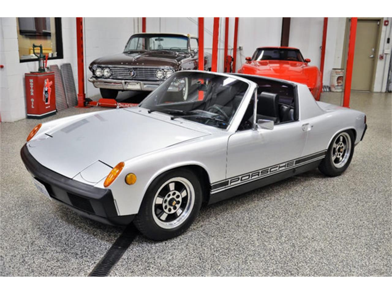 1972 Porsche 914 for sale in Plainfield, IL – photo 5