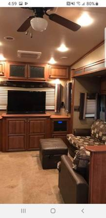 2014 F250 4x4 6.7L and 2013 Jayco Eagle 351RLTS for sale in Starkville, MS – photo 12