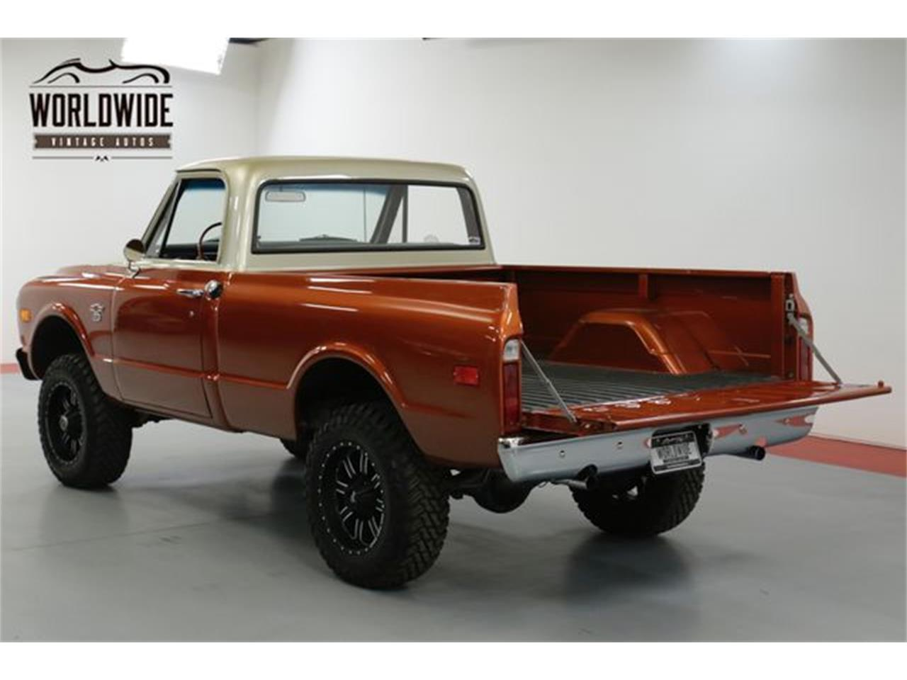 1968 Chevrolet K-20 for sale in Denver , CO – photo 40