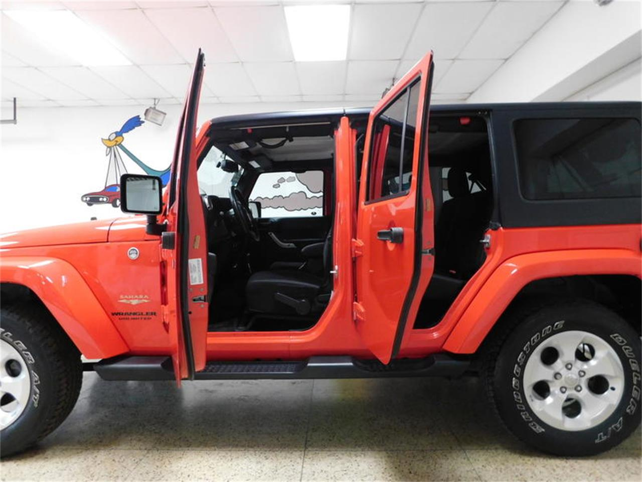 2013 Jeep Wrangler for sale in Hamburg, NY – photo 21