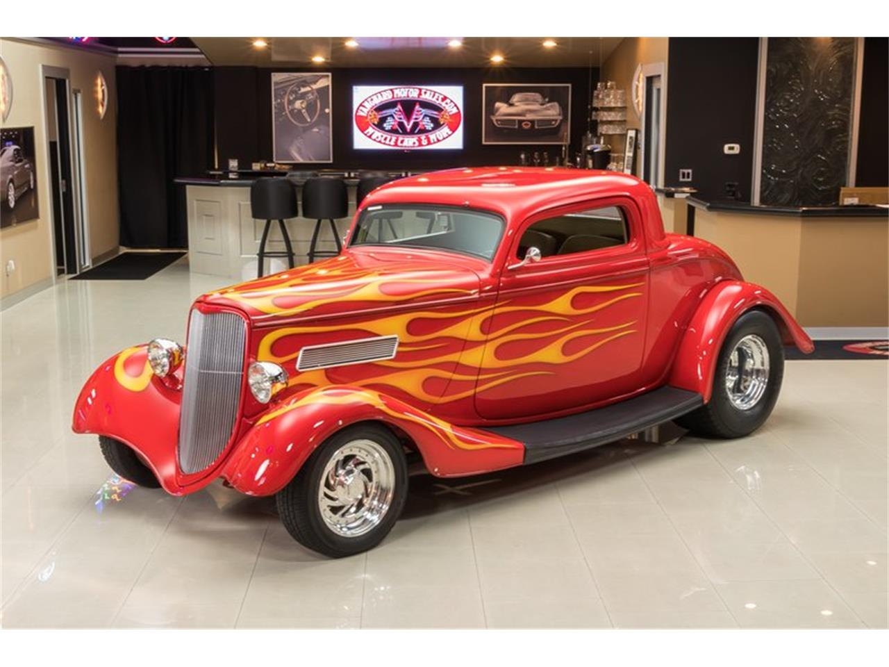 1933 Ford 3-Window Coupe for sale in Plymouth, MI – photo 2