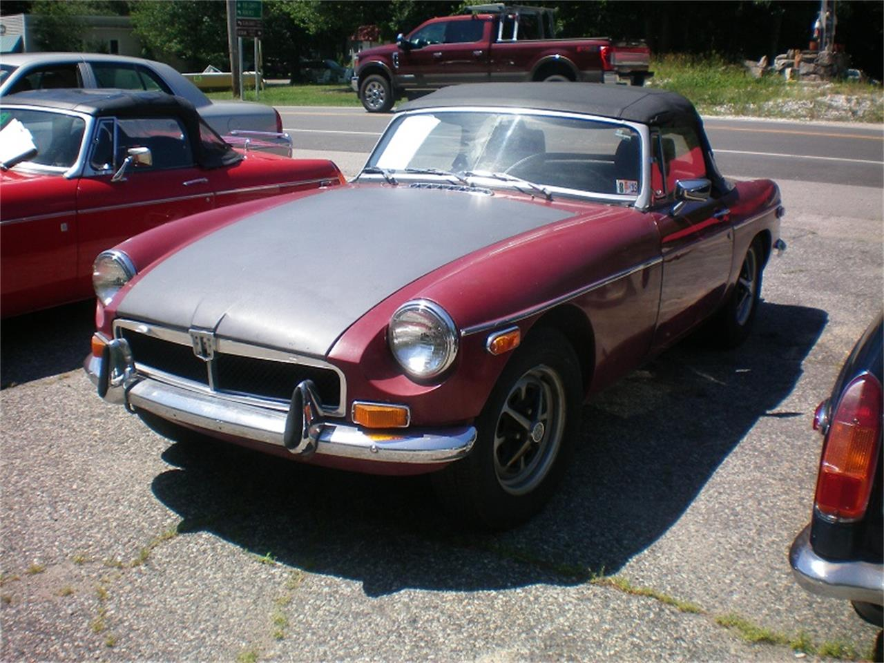 1974 MG MGB for sale in Rye, NH