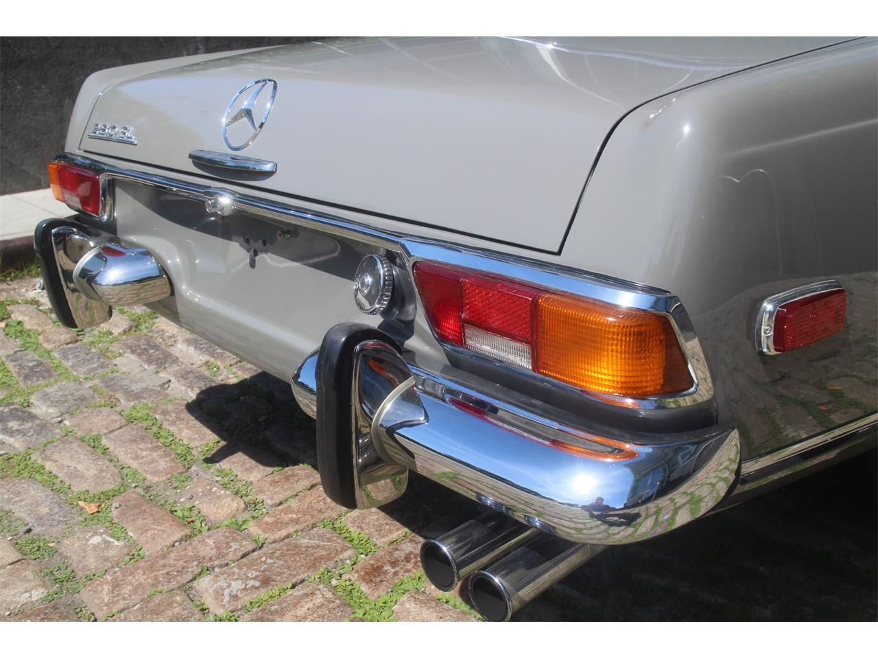1971 Mercedes-Benz 280SL for sale in NEW YORK, NY – photo 15