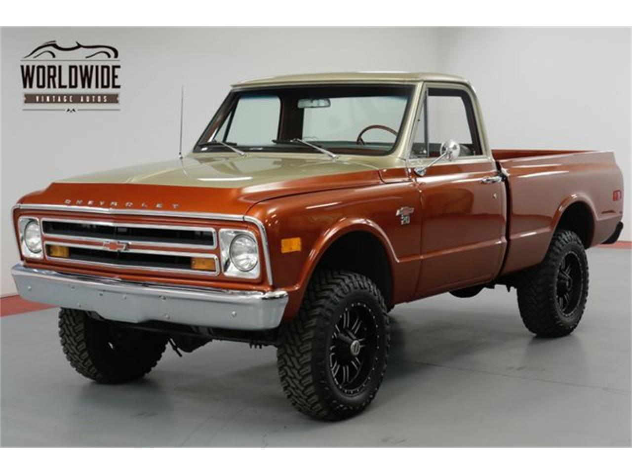 1968 Chevrolet K-20 for sale in Denver , CO