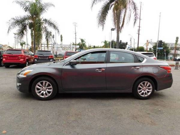 2015 Nissan Altima 2.5 SV - cars & trucks - by dealer - vehicle... for sale in south gate, CA – photo 6
