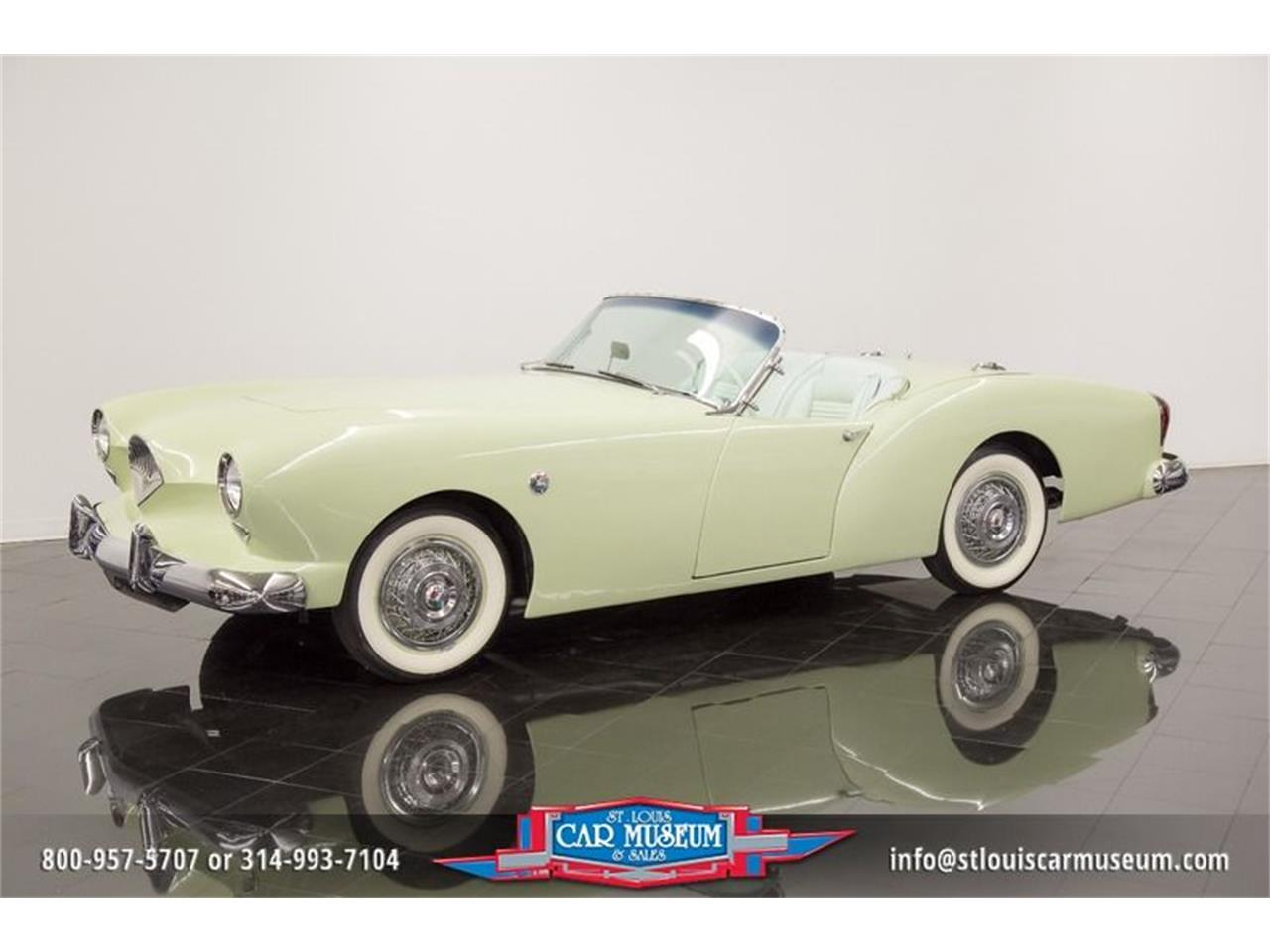 1954 Kaiser Darrin for sale in St. Louis, MO – photo 2