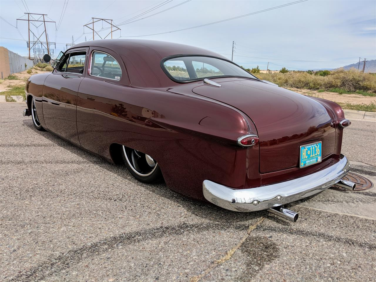 1950 Ford Custom for sale in Albuquerque, NM – photo 18