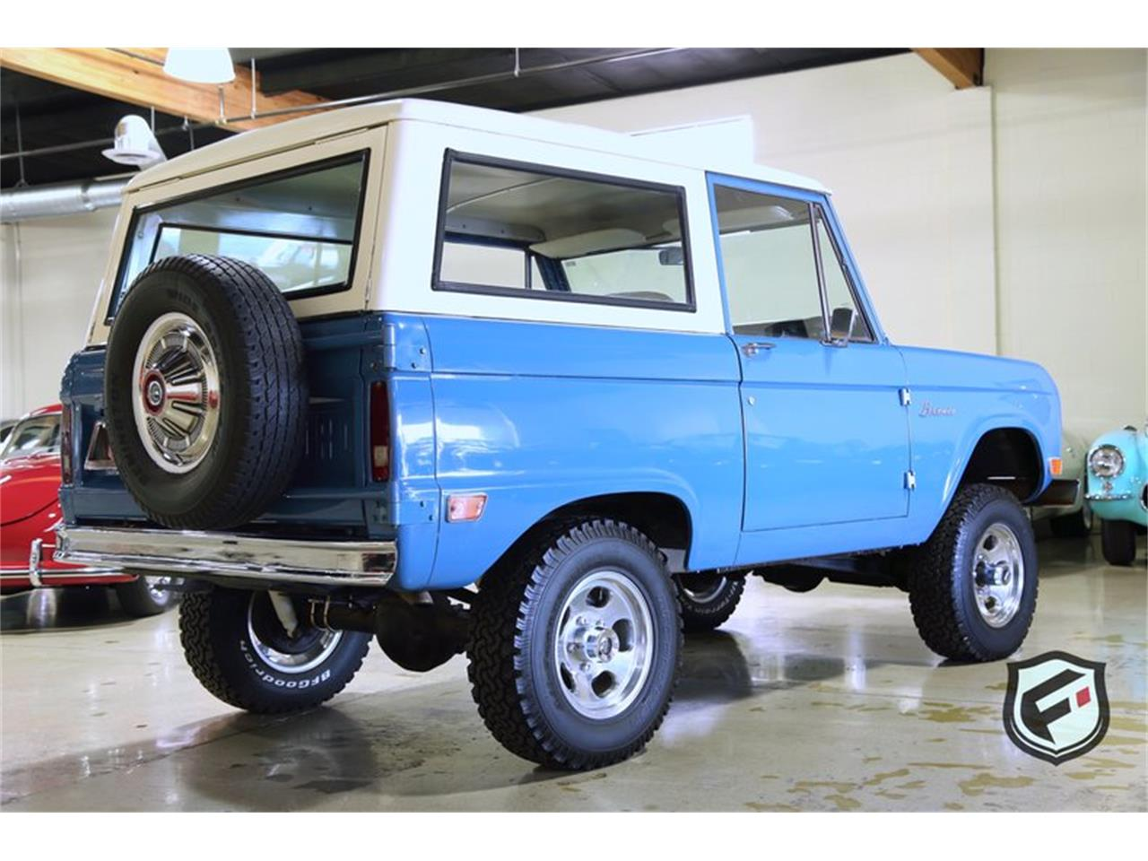 1968 Ford Bronco for sale in Chatsworth, CA – photo 3