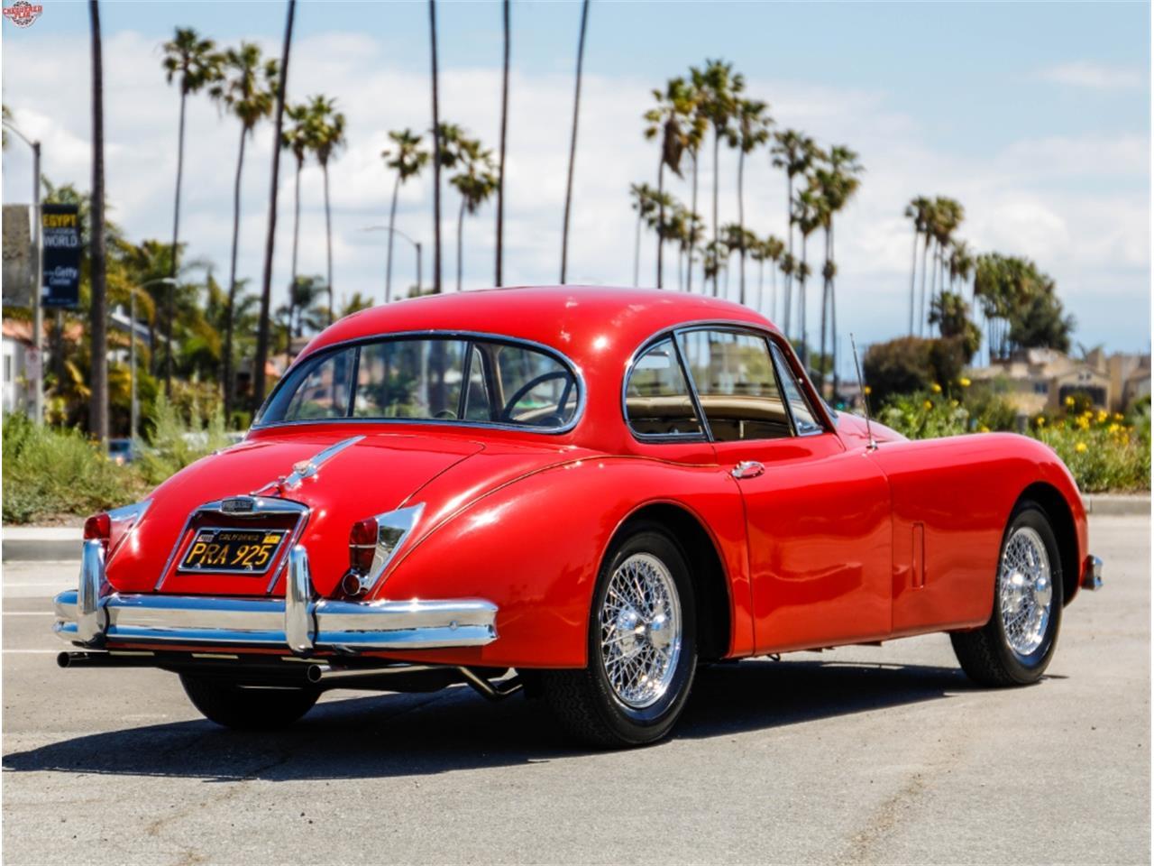 1961 Jaguar XK150 for sale in Marina Del Rey, CA / classiccarsbay.com