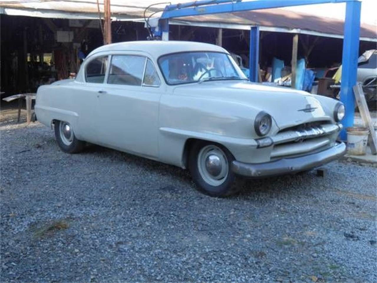 1953 Plymouth Cranbrook for sale in Cadillac, MI
