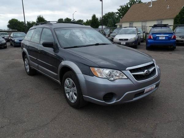 2009 subaru outback 25i for sale in fort collins co classiccarsbay com classiccarsbay