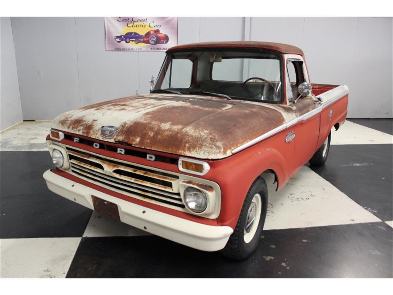 1966 Ford F100 for sale in Lillington, NC – photo 7