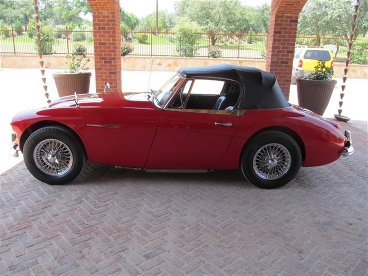 1967 Austin-Healey 3000 for sale in Liberty Hill, TX – photo 7